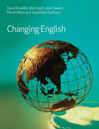Changing English: 2nd Edition (Paperback) book cover