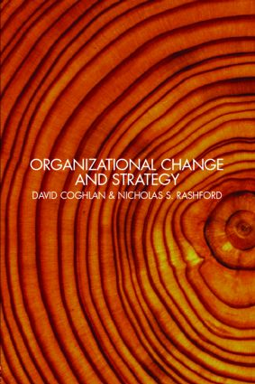 Organizational Change and Strategy: An Interlevel Dynamics Approach (Paperback) book cover