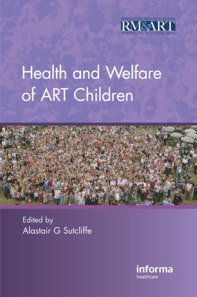 Health and Welfare of ART Children: 2nd Edition (Hardback) book cover
