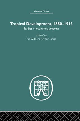 The Developing World: 1st Edition (Paperback) book cover