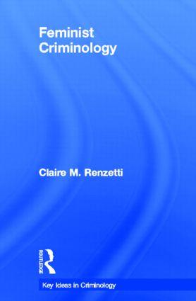 Feminist Criminology (Hardback) book cover