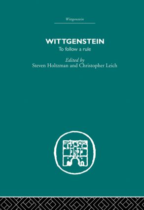 Following Wittgenstein: Some Signposts for Philosophical Investigations §§ 143-242