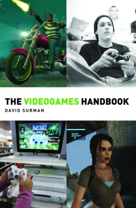 The Videogames Handbook book cover