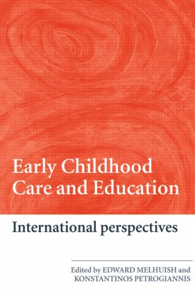 Early Childhood Care & Education: International Perspectives, 1st Edition (e-Book) book cover