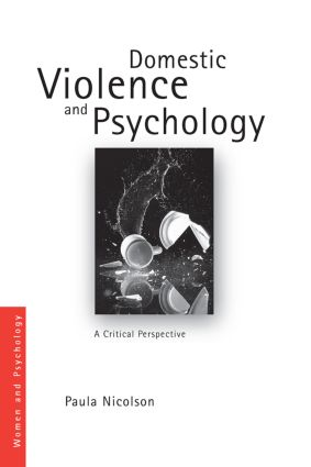 Domestic Violence and Psychology