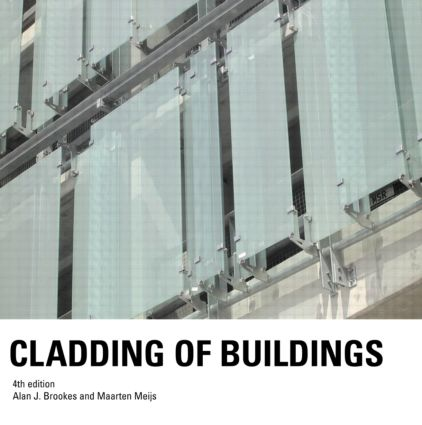 Cladding of Buildings: 4th Edition (Paperback) book cover