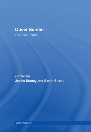 Queer Screen: A Screen Reader book cover