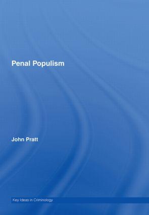 Penal Populism