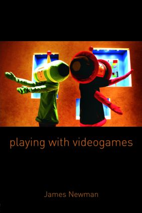 Playing with Videogames: 1st Edition (Paperback) book cover