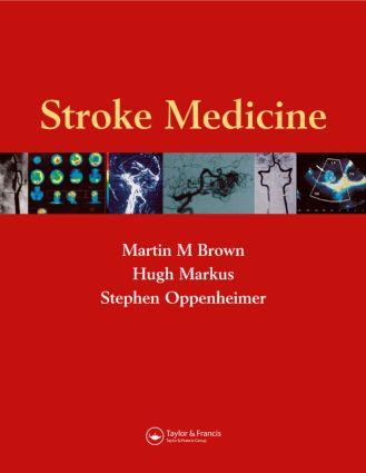 Stroke Medicine (Hardback) book cover