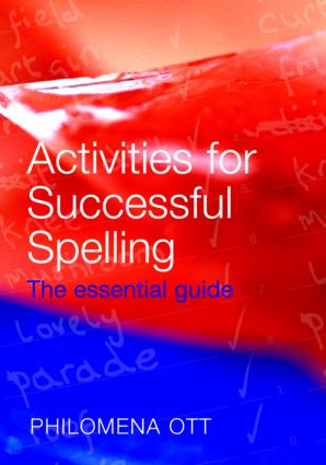 Activities for Successful Spelling: The Essential Guide, 1st Edition (Paperback) book cover
