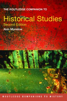 The Routledge Companion to Historical Studies book cover
