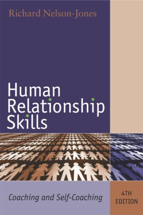 Human Relationship Skills: Coaching and Self-Coaching (Paperback) book cover