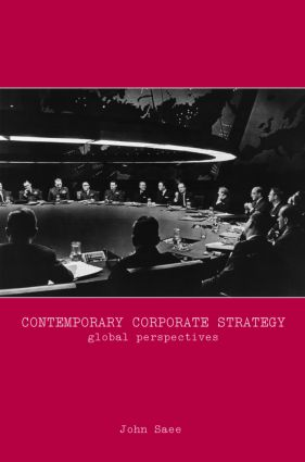 Contemporary Corporate Strategy: Global Perspectives book cover