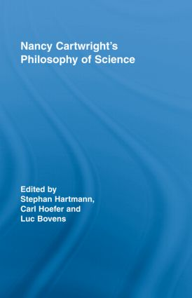 Nancy Cartwright's Philosophy of Science (Hardback) book cover
