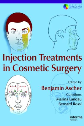 Injection Treatments in Cosmetic Surgery (Hardback) book cover