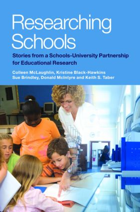 Researching Schools: Stories from a Schools-University Partnership for Educational Research (Paperback) book cover