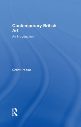 Contemporary British Art: An Introduction book cover