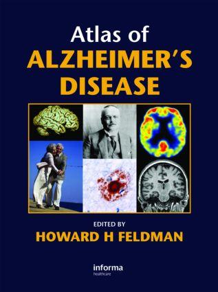 Atlas of Alzheimer's Disease: 1st Edition (Hardback) book cover
