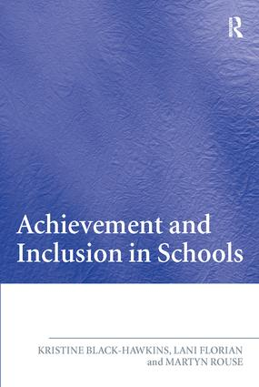 Achievement and Inclusion in Schools: 1st Edition (Paperback) book cover