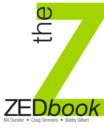 The ZEDbook: Solutions for a Shrinking World (Paperback) book cover