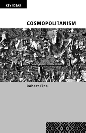 Cosmopolitanism book cover