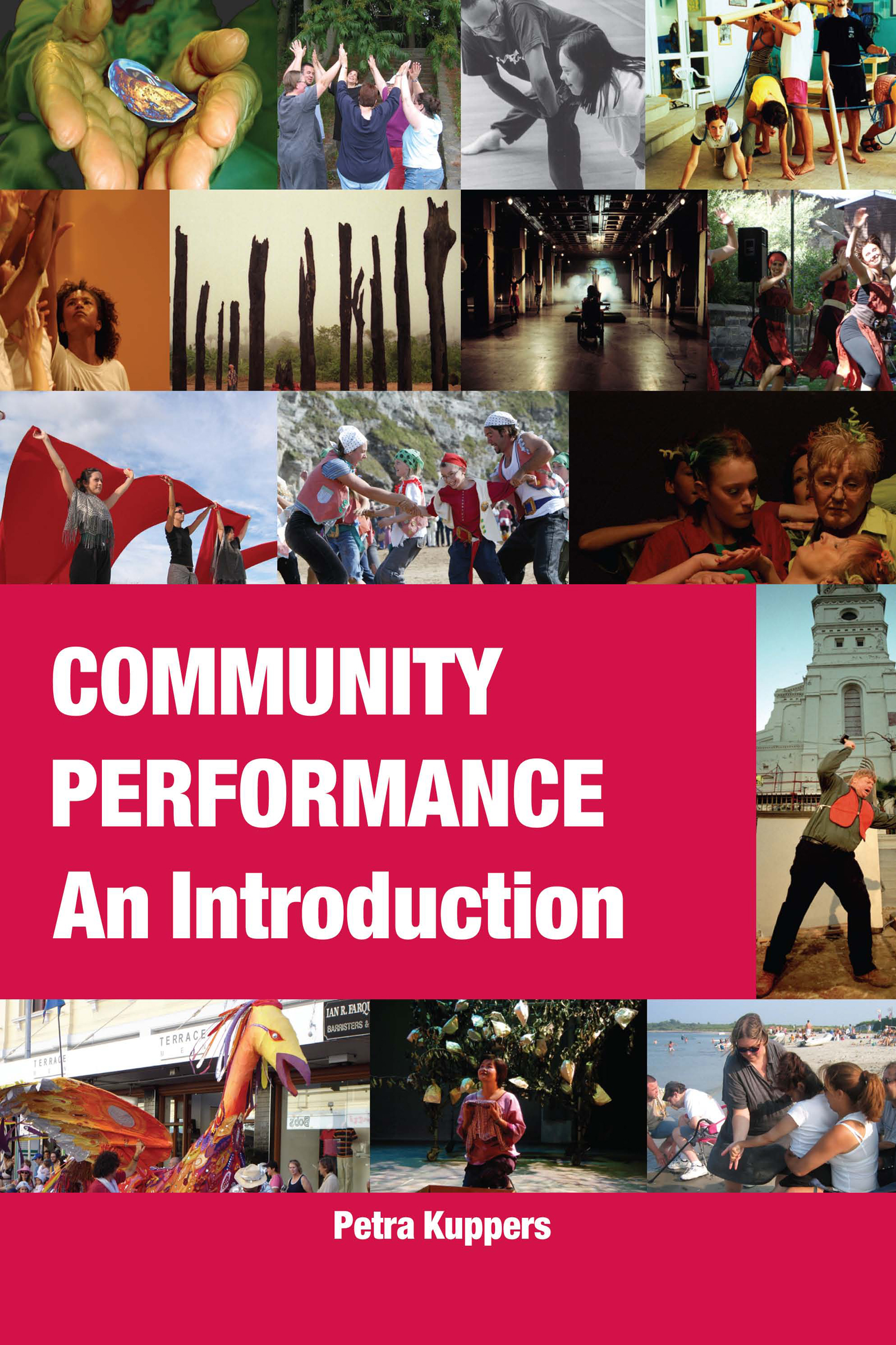 Community Performance: An Introduction (Paperback) book cover