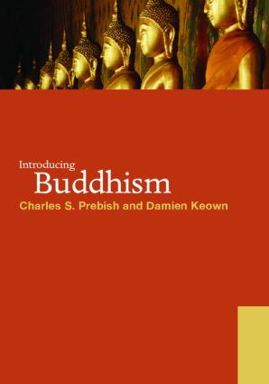Introducing Buddhism book cover