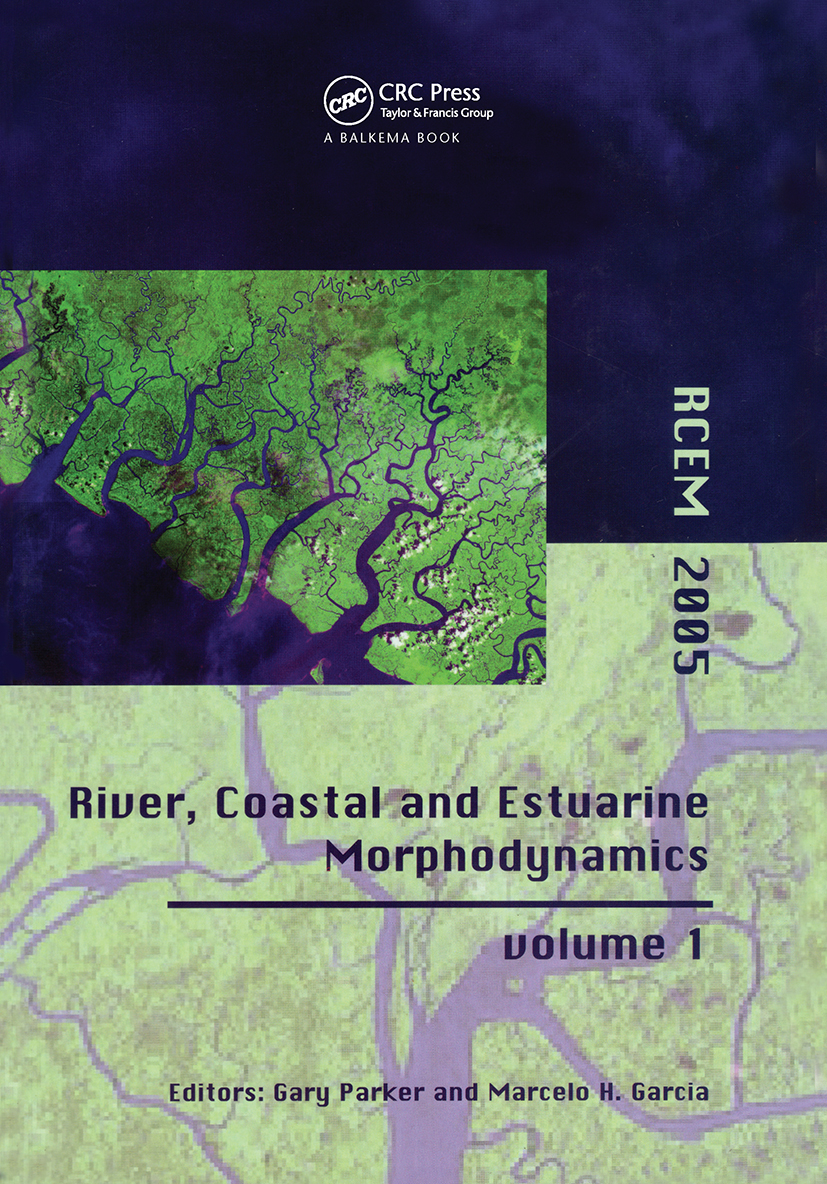 River, Coastal and Estuarine Morphodynamics: Proceedings of the 4th IAHR Symposium on River, Coastal and Estuarine Morphodynamics (RCEM 2005, Urbana, Illinois, USA, 4-7 October 2005), 1st Edition (Pack) book cover