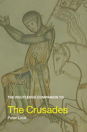 The Routledge Companion to the Crusades book cover