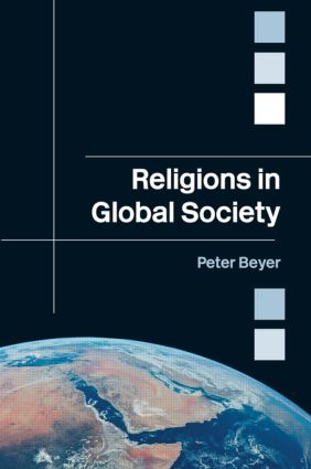 Religions in Global Society book cover