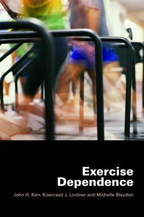 Exercise Dependence (Paperback) book cover
