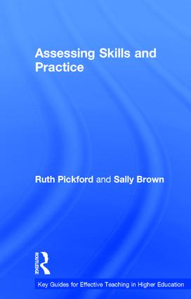 Assessing Skills and Practice (Paperback) book cover