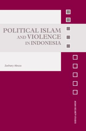 Political Islam and Violence in Indonesia (Hardback) book cover