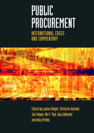 Public Procurement: International Cases and Commentary (Paperback) book cover