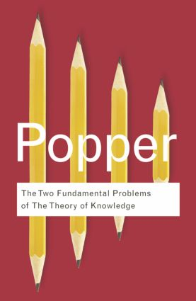 The Two Fundamental Problems of the Theory of Knowledge book cover