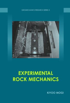 Experimental Rock Mechanics book cover