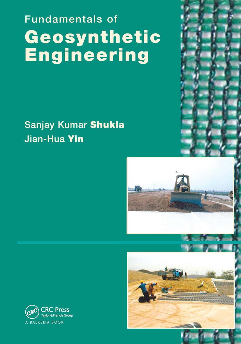 Fundamentals of Geosynthetic Engineering (Hardback) book cover
