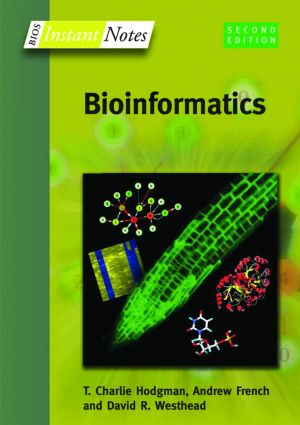 BIOS Instant Notes in Bioinformatics book cover