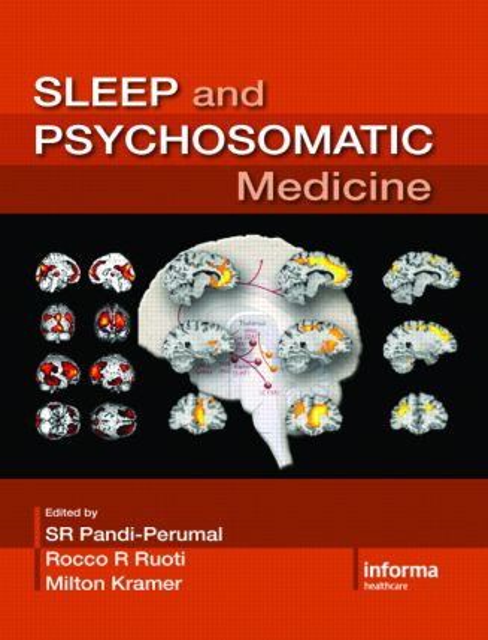 Sleep and Psychosomatic Medicine (Hardback) book cover