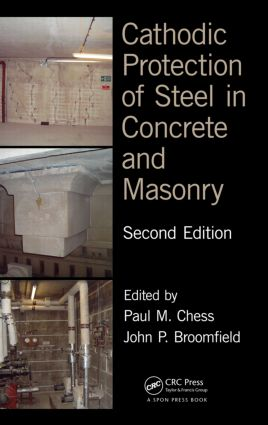 Cathodic Protection of Steel in Concrete and Masonry: 2nd Edition (Hardback) book cover