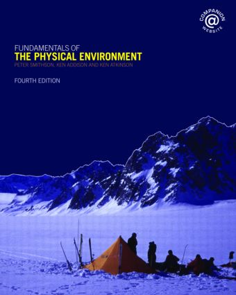 Fundamentals of the Physical Environment: Fourth Edition, 4th Edition (Paperback) book cover