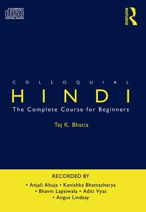 Colloquial Hindi: The Complete Course for Beginners book cover
