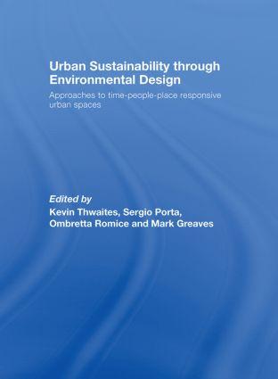 Urban Sustainability Through Environmental Design
