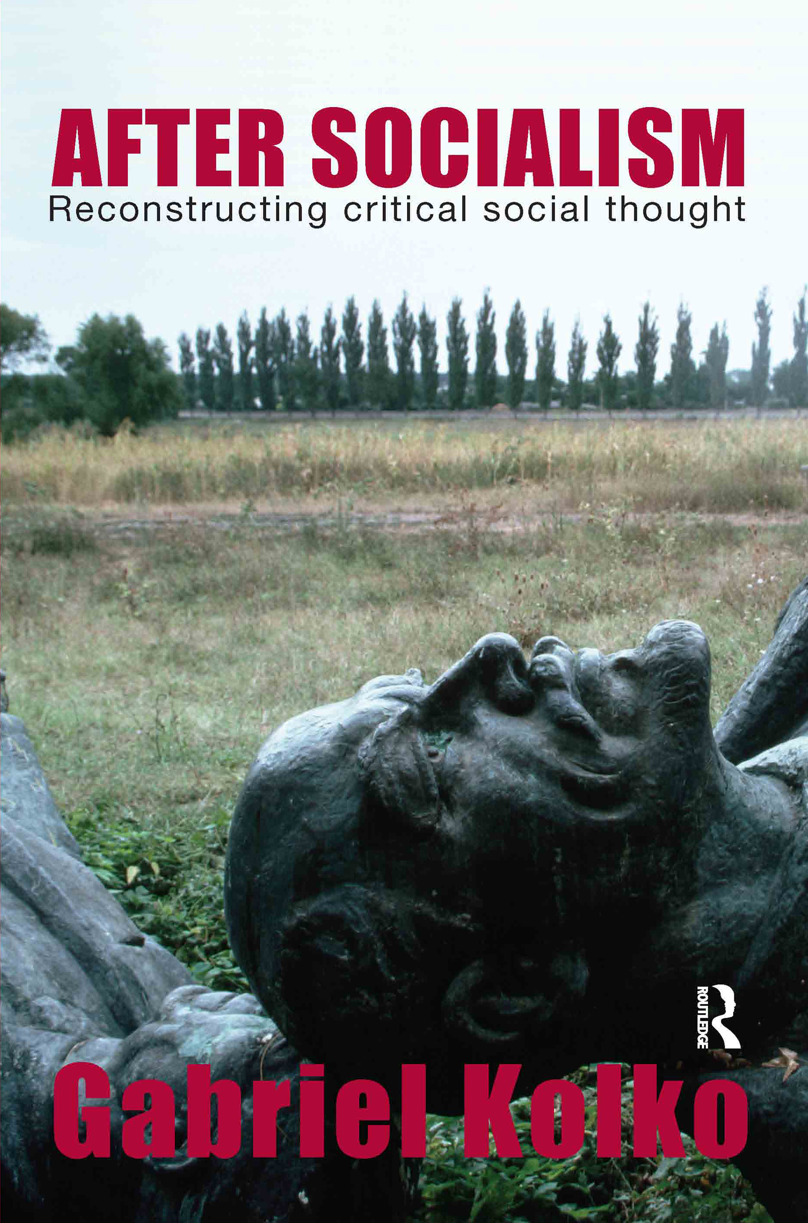 After Socialism: Reconstructing Critical Social Thought (Paperback) book cover
