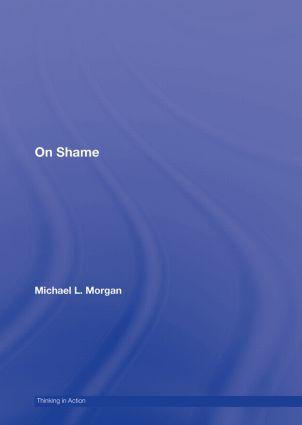 Beyond Shame: Emotional Reaction and Moral Response Four