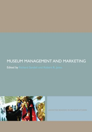 Museum Management and Marketing (Paperback) book cover