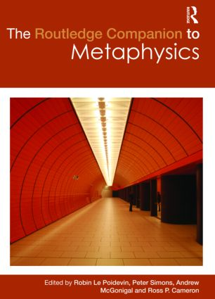 The Routledge Companion to Metaphysics (Hardback) book cover