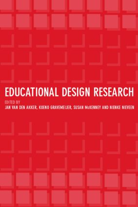 Educational Design Research (Paperback) book cover