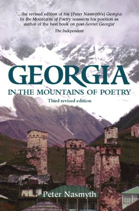 Georgia: In the Mountains of Poetry (Paperback) book cover